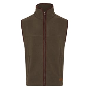 Bernard Weatherill Fleece Gilet Forest
