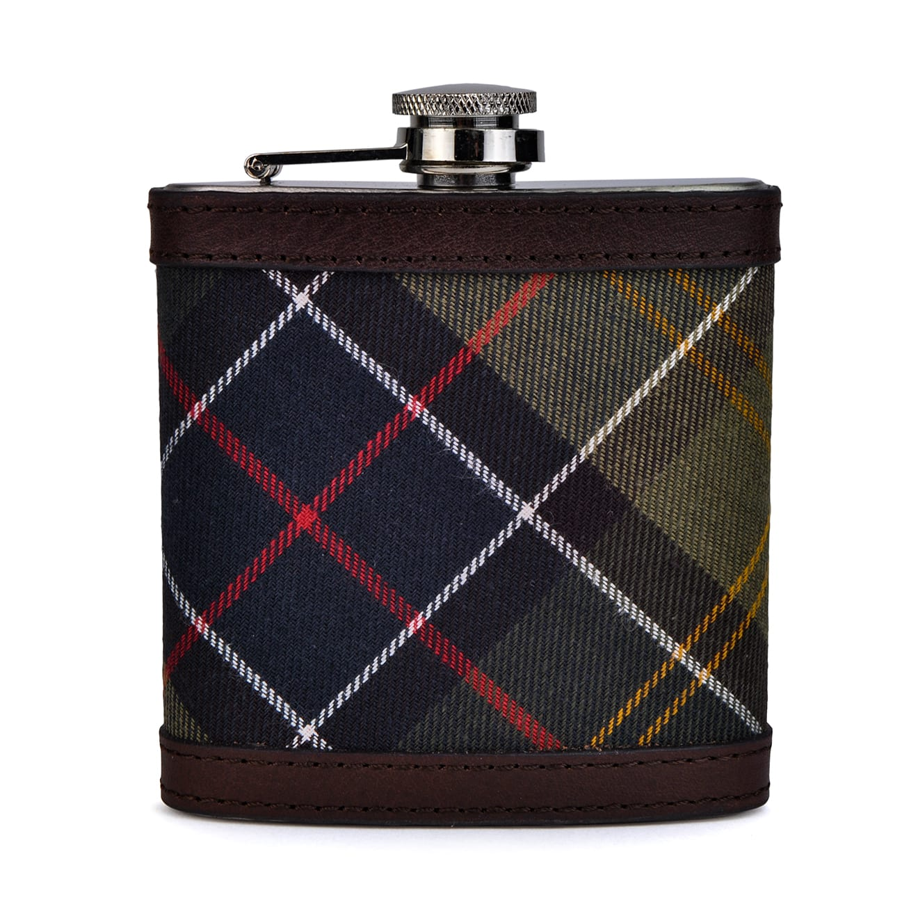 Barbour Hip Flask Classic Tartan