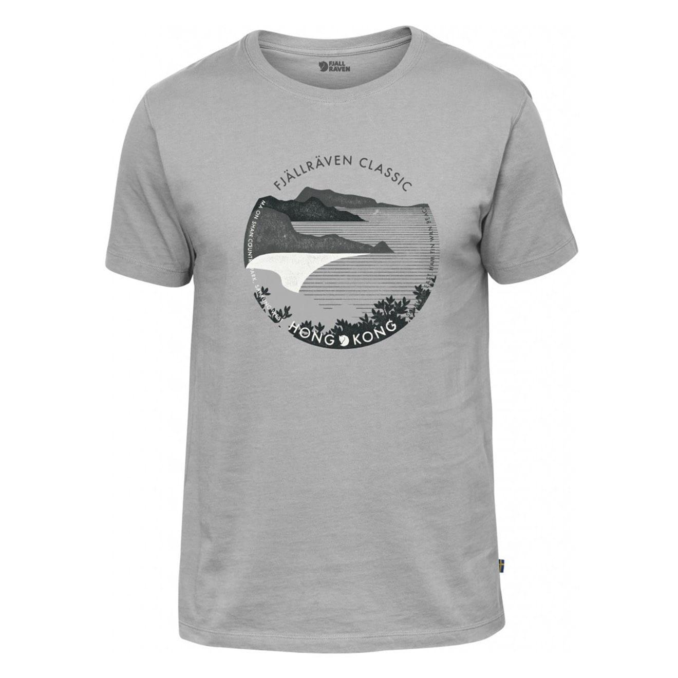 Fjallraven Classic HK T-Shirt Grey