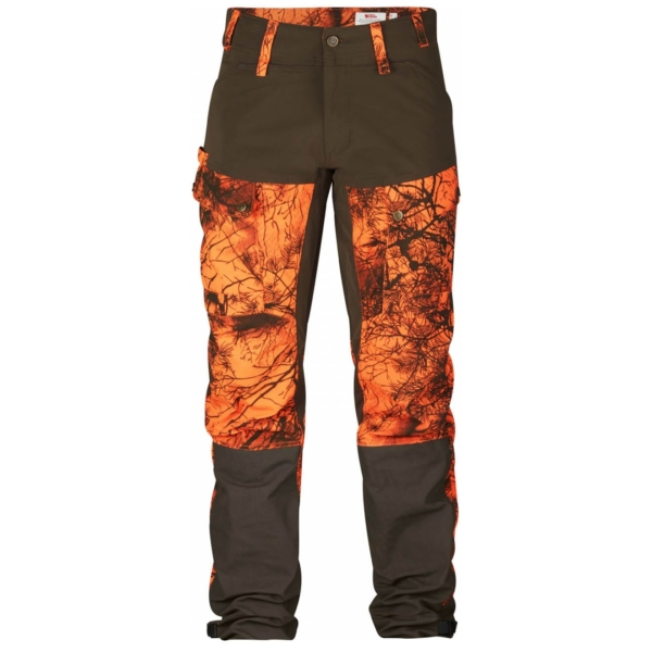 Fjallraven Lappland Hybrid Trousers Camo