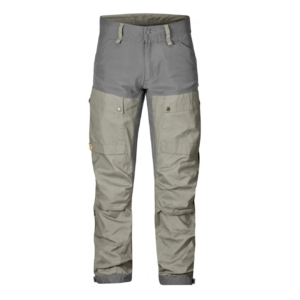 Fjallraven Keb Trousers Grey Fog