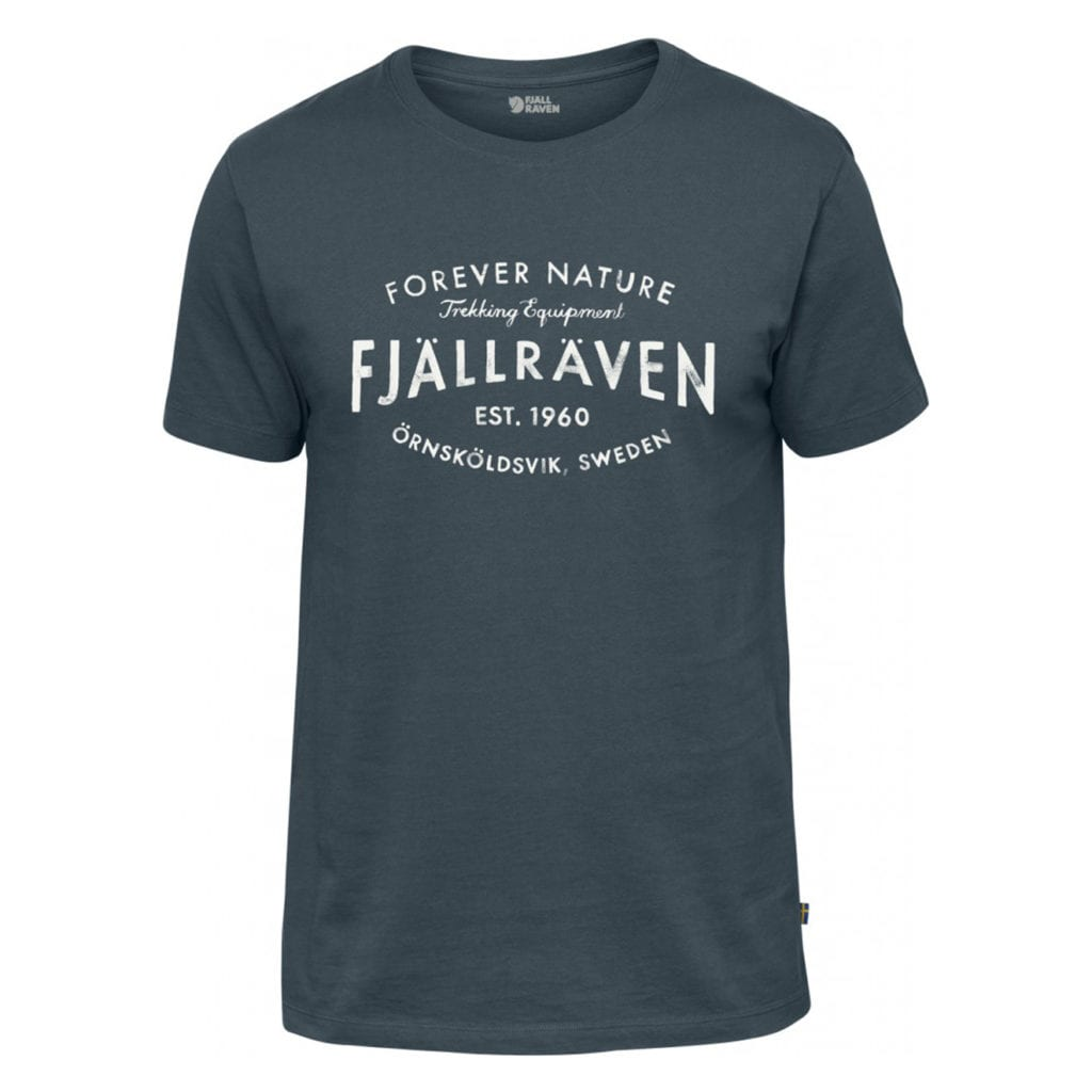 Fjallraven Est. 1960 T-Shirt Dusk