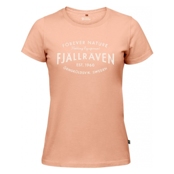 Fjallraven Womens Est. 1960 T-Shirt Lily