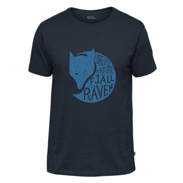 Fjallraven Forever Nature T-Shirt Navy
