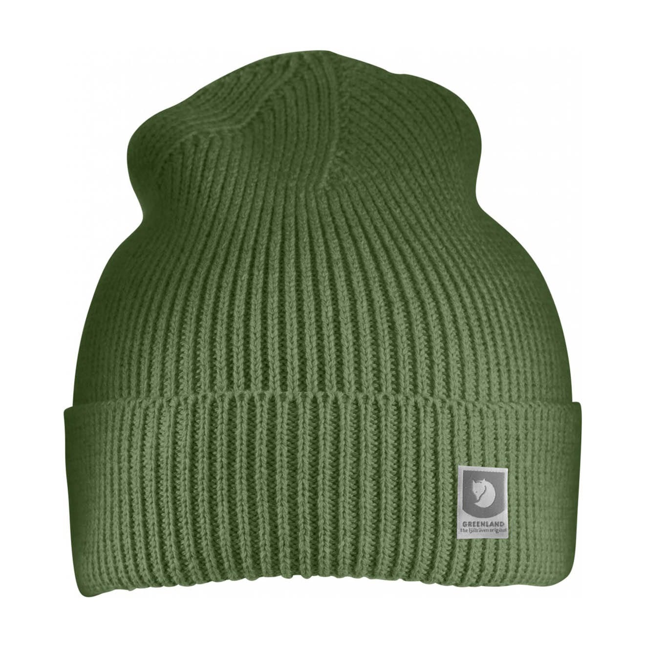 Fjallraven Greenland Cotton Beanie Fern