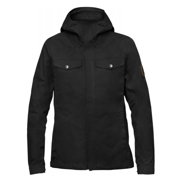 Fjallraven Womens Greenland Half Century Jacket Black