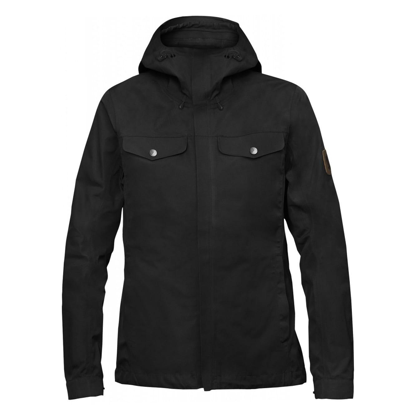 Fjallraven Womens Greenland Half Century Jacket Black