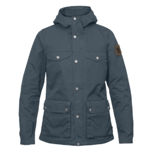 Fjallraven Womens Greenland Jacket Dusk