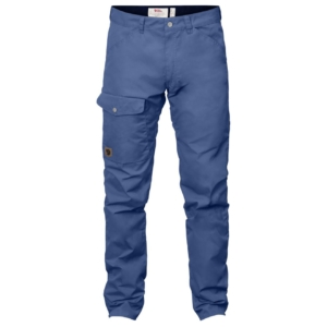 Fjallraven Greenland Jeans Regular Deep Blue