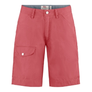 Fjallraven Womens Greenland Shorts Peach Pink