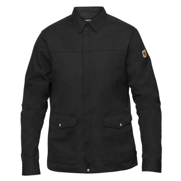 Fjallraven Greenland Zip Shirt Jacket Black
