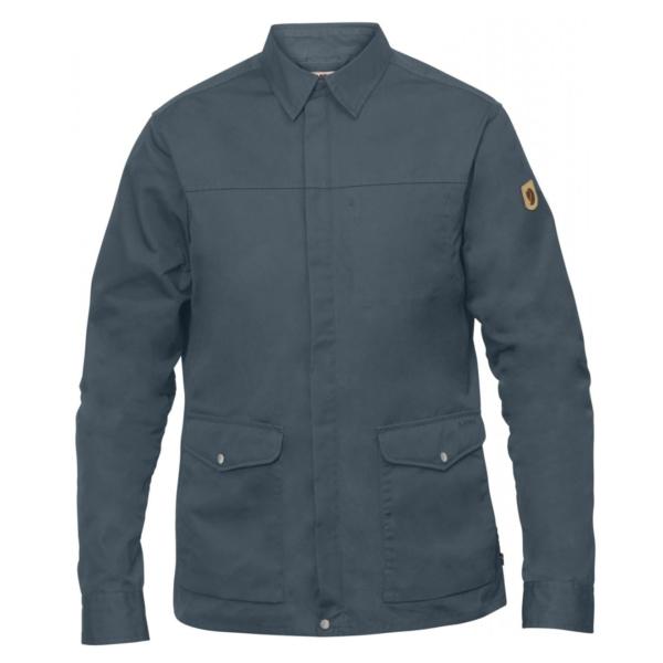 Fjallraven Greenland Zip Shirt Jacket Dusk