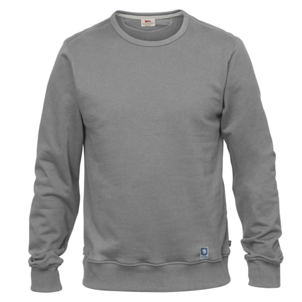 Fjallraven Greenland Sweatshirt Grey