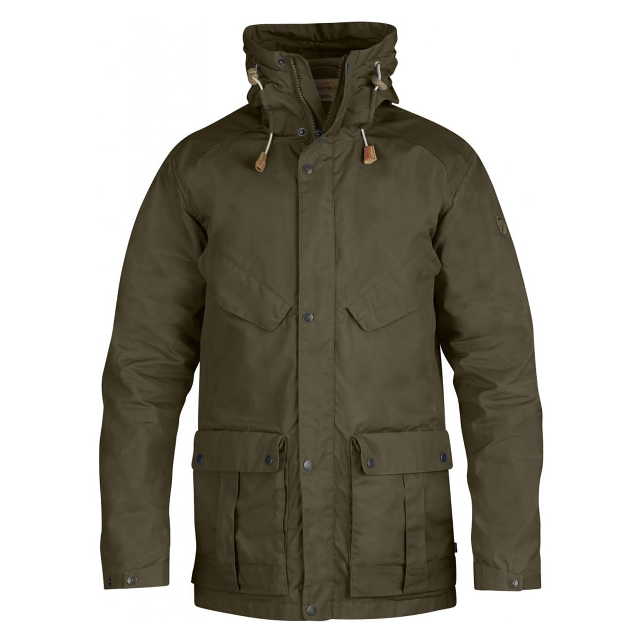 b6063be1f7 Fjallraven Jacket No. 68 Dark Olive - The Sporting Lodge