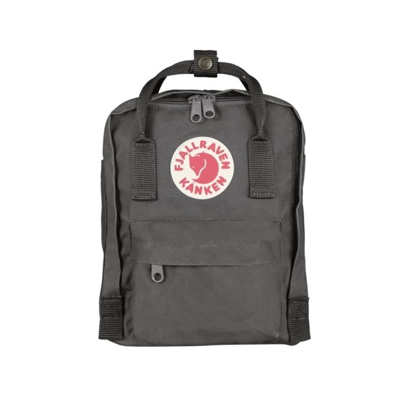 Fjallraven Kanken Mini Super Grey