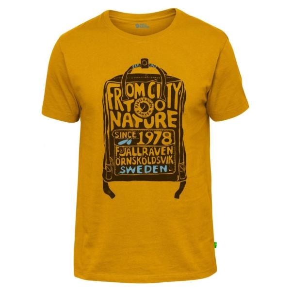 Fjallraven Kanken T-Shirt Dandelion