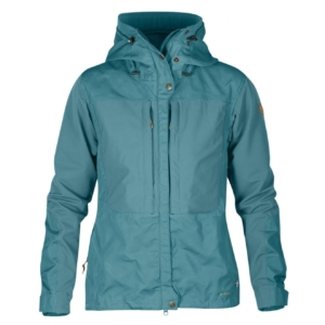 Fjallraven Womens Keb Jacket Lagoon