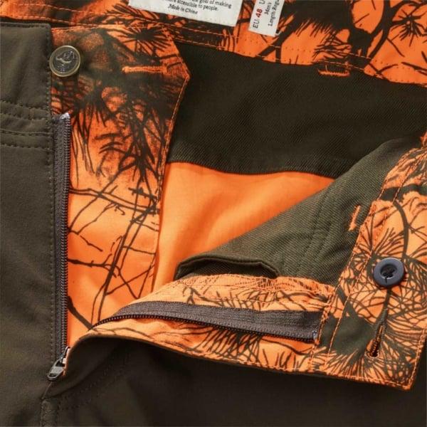 Fjallraven Lappland Hybrid Trousers Camo