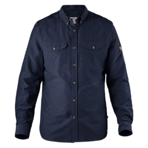 Fjallraven Ovik Lite Shirt Dark Navy