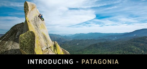 Rock Climbing with Patagonia Sports Clothing