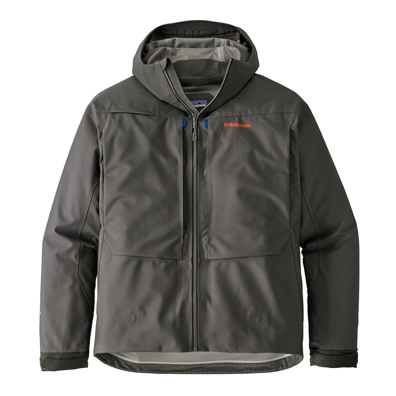 5a80bd3a859 Patagonia River Salt Jacket Forge Grey - The Sporting Lodge