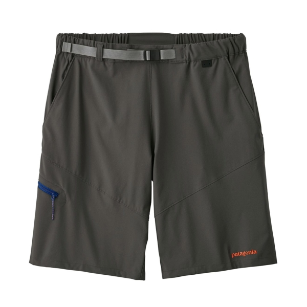 Patagonia technical stretch shorts forge grey