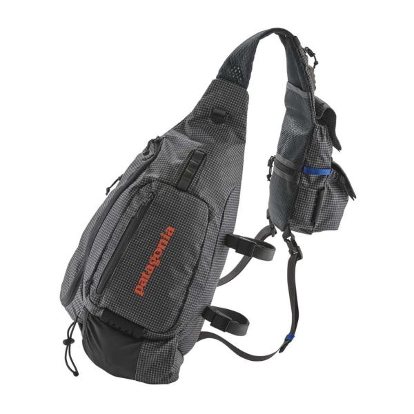 Patagonia vest front sling 8L forge grey