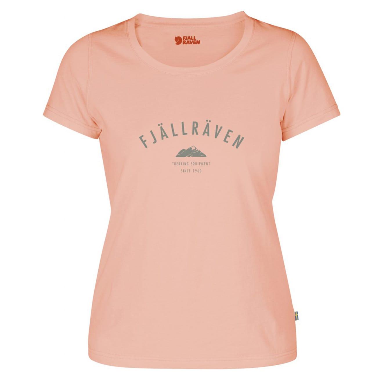 Fjallraven Womens Trekking Equipment T-Shirt Lily