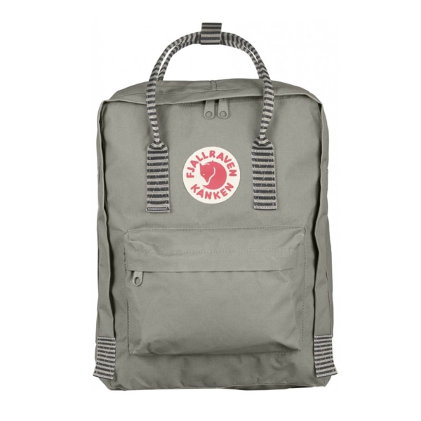 Fjallraven Kanken Classic Fog Striped