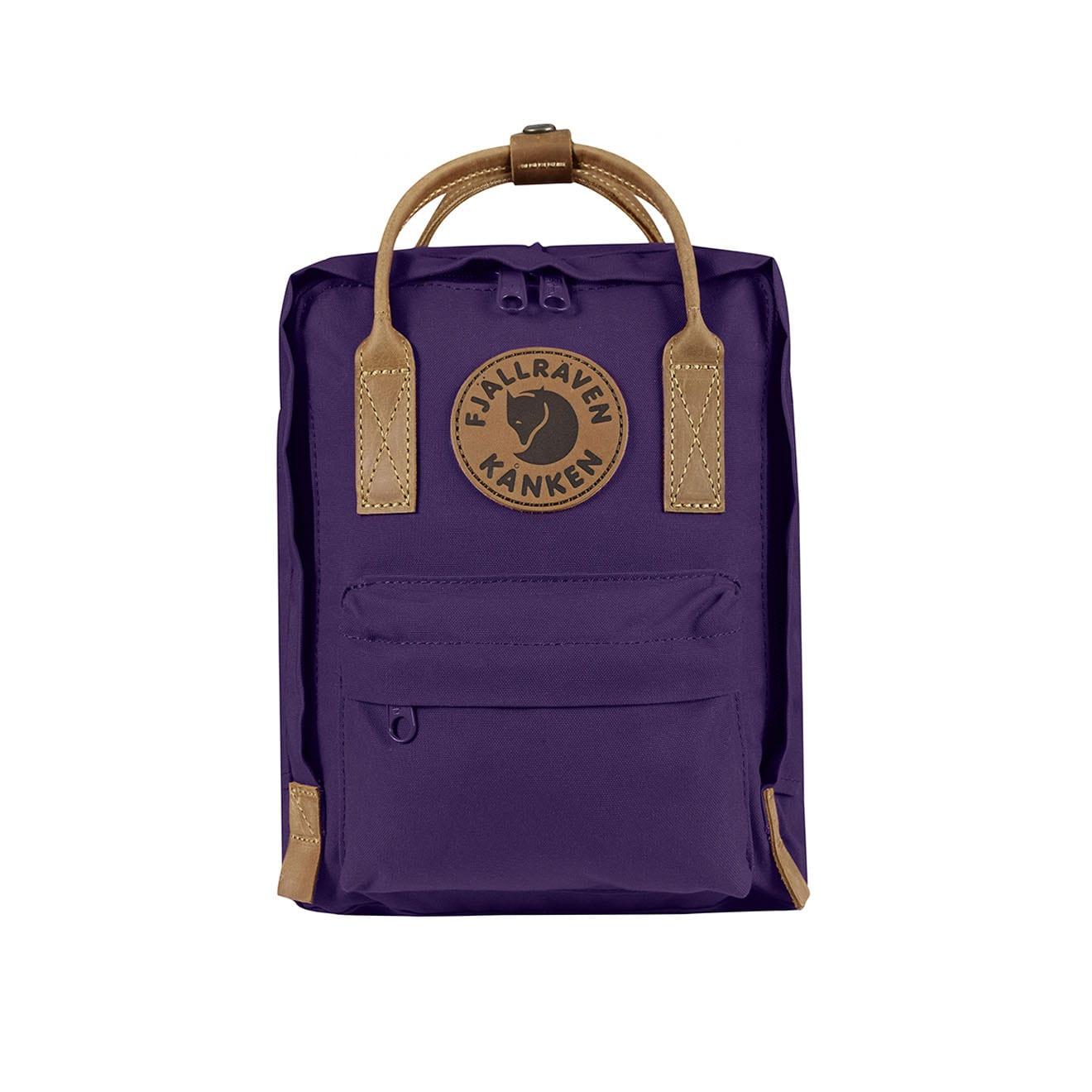 Fjallraven Mini No. 2 Kanken Alpine Purple - The Sporting Lodge f8b70d39496b7