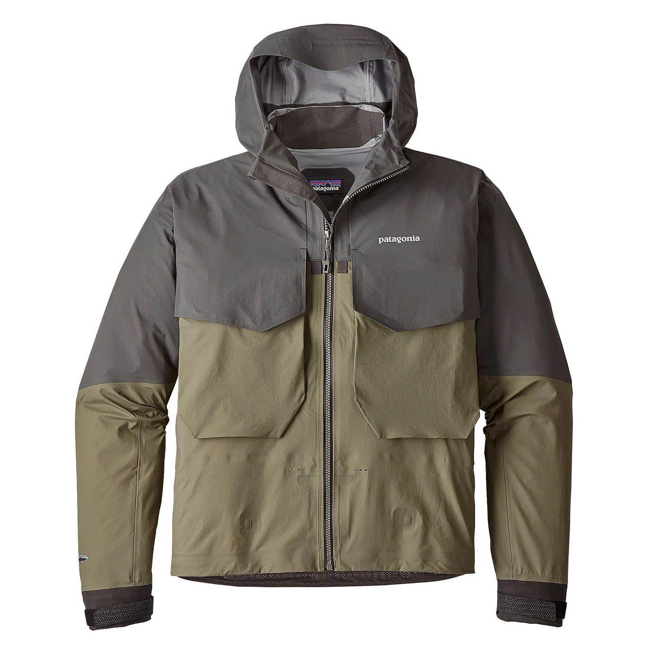patagonia sst jacket forge grey