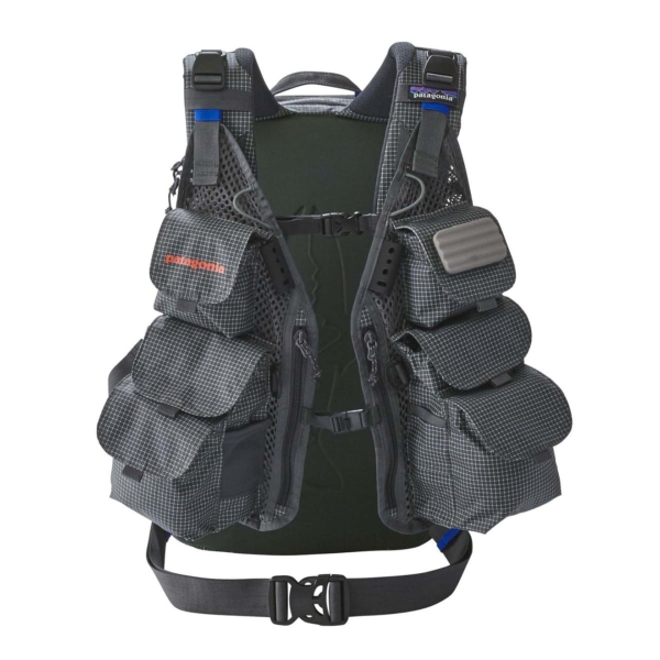 patagonia sweet pack vest 28L forge grey