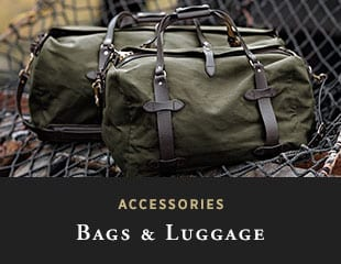 Shop Bags & Luggage at The Sporting Lodge