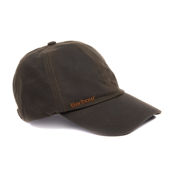Barbour prestbury sports cap olive