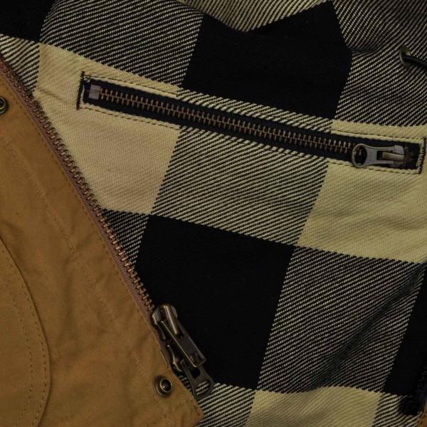 Filson polson field jacket field khaki