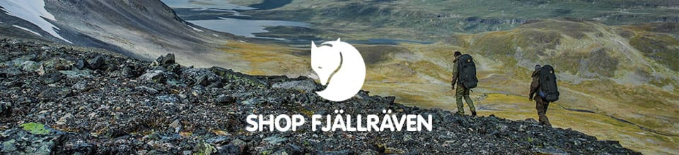 Shop Fjällräven Quality Outdoor Clothing