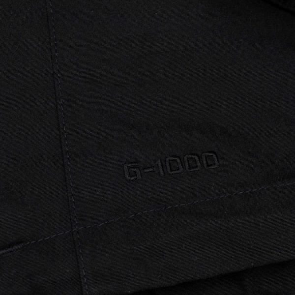 Fjallraven Greenland Half Century Jacket Black