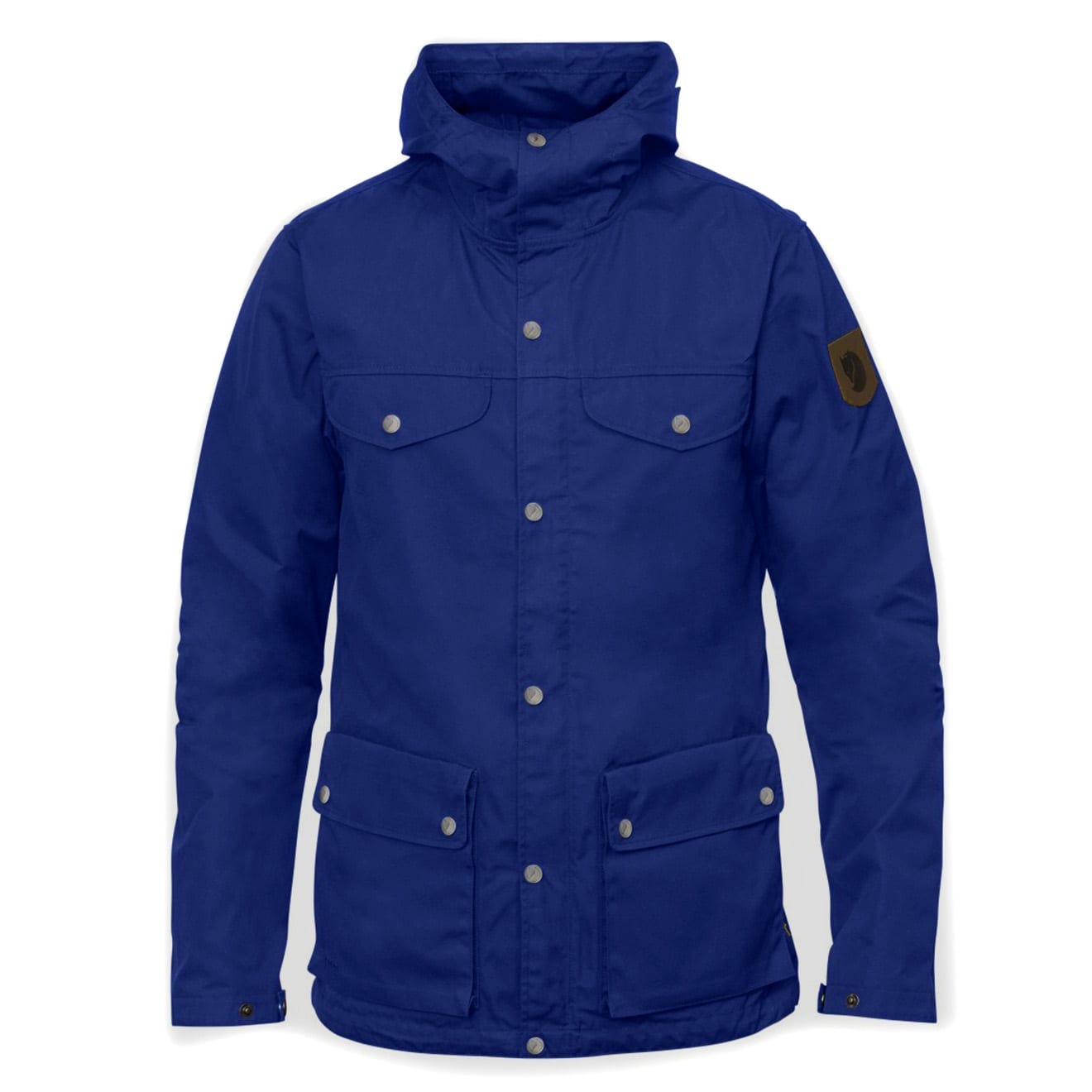 official photos d2574 21ccc Fjallraven Greenland Jacket Deep Blue - The Sporting Lodge