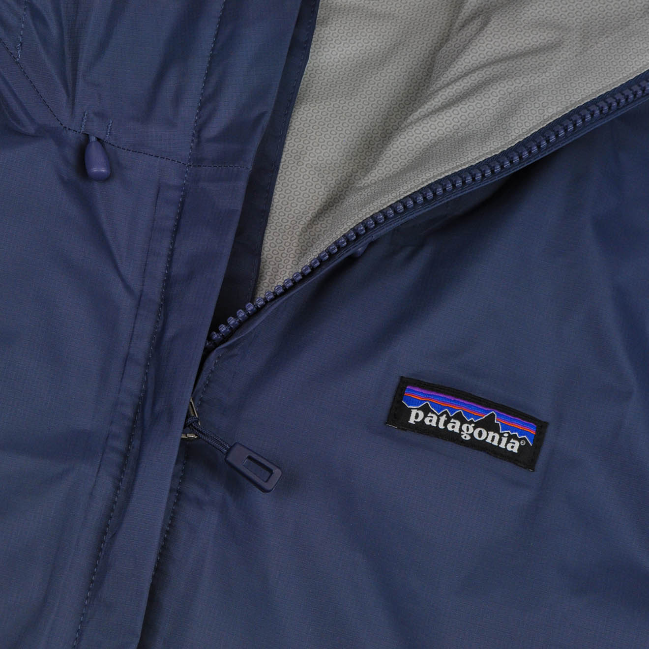 discount price new release large discount Patagonia Torrentshell Jacket Dolomite Blue - The Sporting Lodge