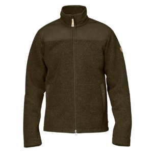 Fjallraven Barents Stormblocker Jacket Dark Olive