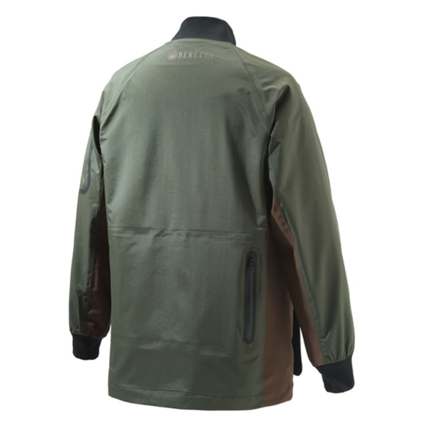 Beretta Bisley Waterproof Shooting Jacket Green