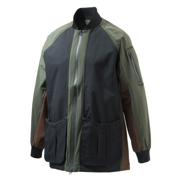 Beretta Bisley Waterproof Shooting Jacket Green