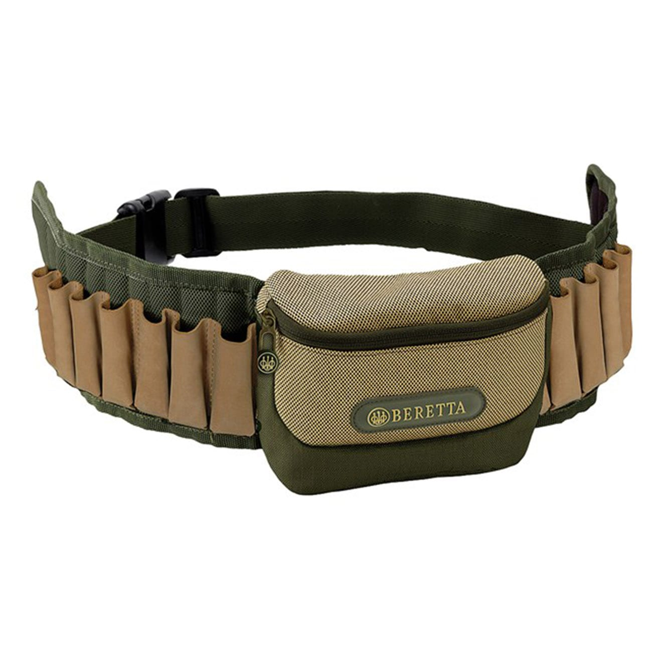 Beretta Retriever Cartridge Belt 20 Loop 12g Rifle Green