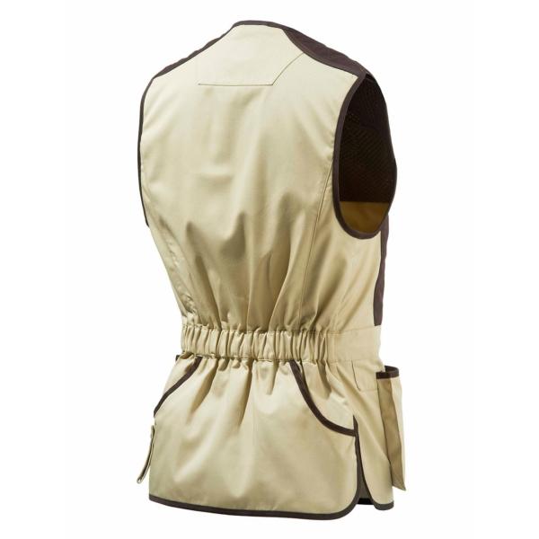 Beretta Trap Vest Corn and Coffe