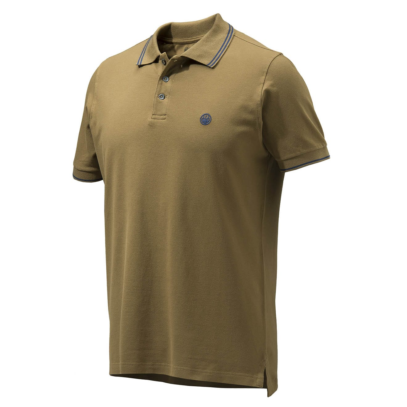 Beretta Trident Corporate Polo Hunting Brown