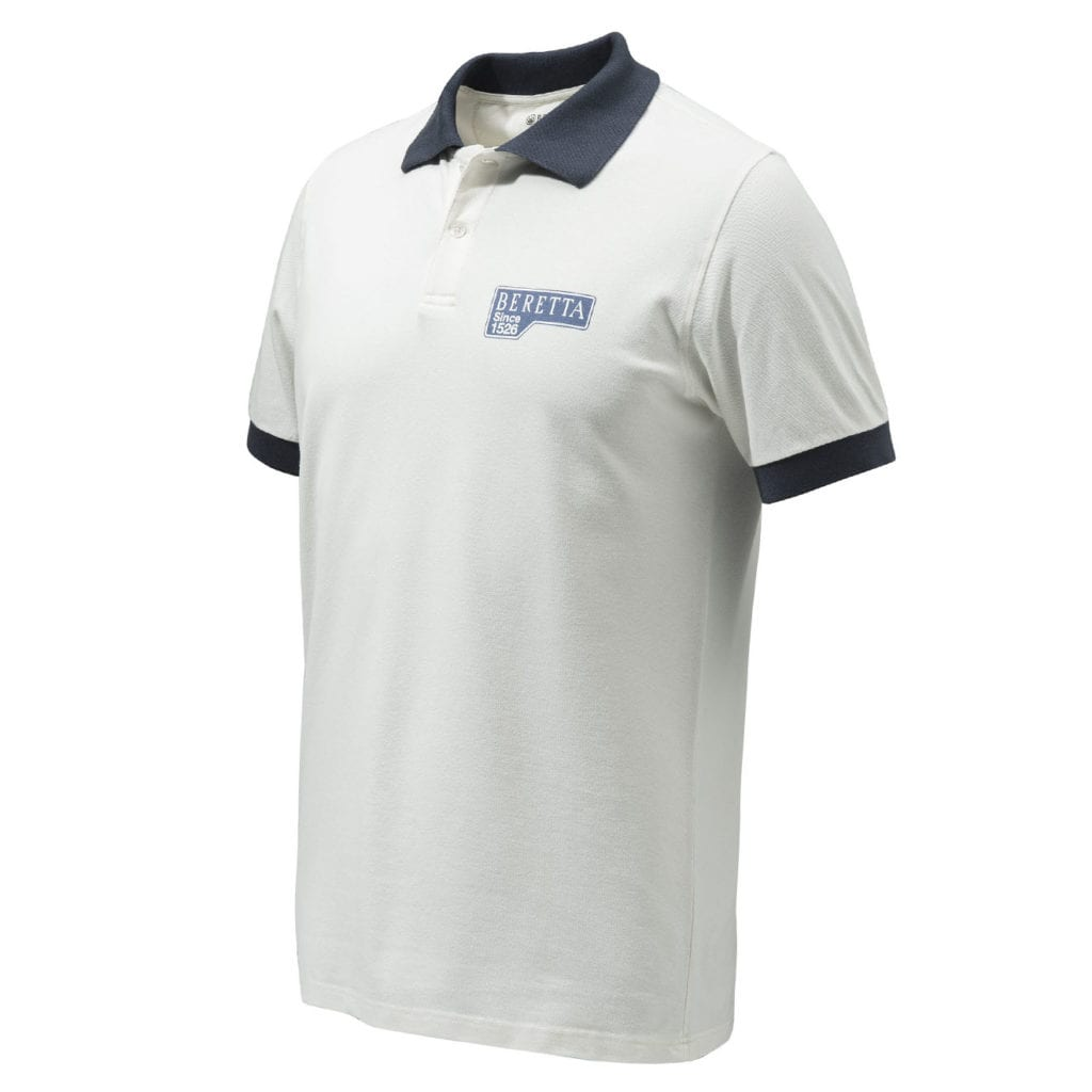 Beretta Victory Corporate Polo White