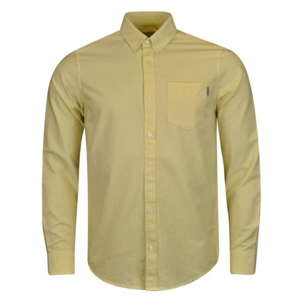 Carhartt L/S Button Down Pocket Shirt Citrine