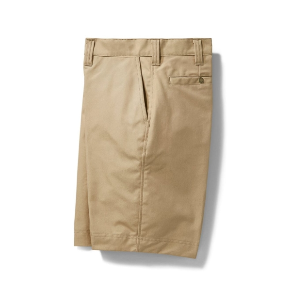 filson dry shelter cloth short camel
