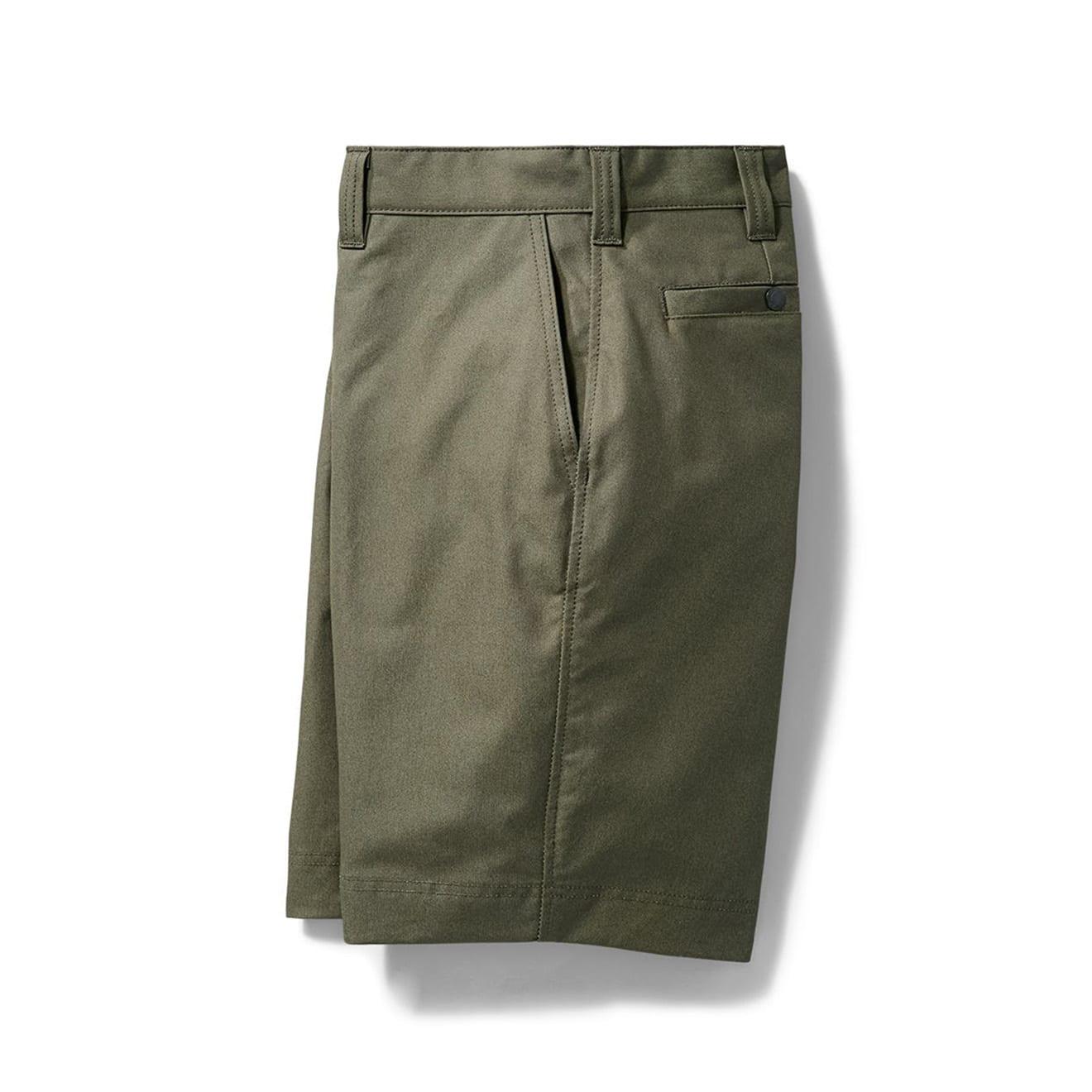 filson dry shelter cloth short otter green