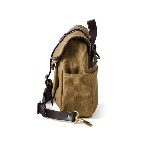 filson field bag small tan